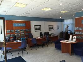 Humberts Bridport internal office redecoration