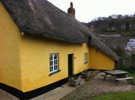 Forge Cottage Lime Wash project