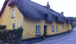 Forge Cottage Prior To Work